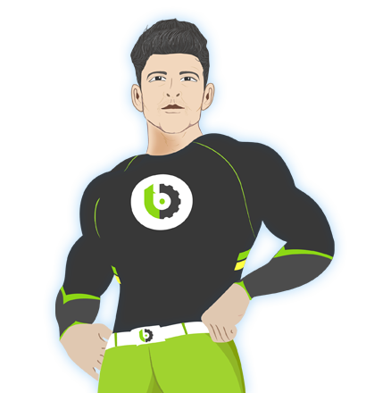 Techbrace Server Admin and Tech Support Super Hero